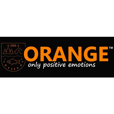 Orange Fishing