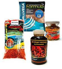Прикормки, ароматизаторы для усиления клева купить