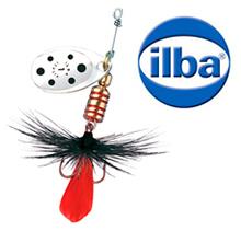 Итальянские вращающиеся блесна Ilba