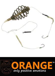 Монтажи для ловли карпа Orange Fishing купить