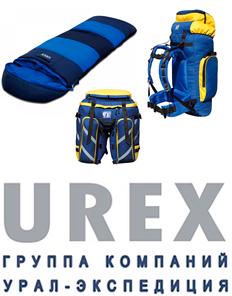Urex - туристические рюкзаки и велорюкзаки, спальники купить