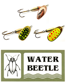 Блесна Water Beetle купить