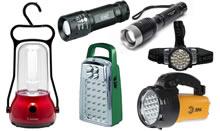 Светодиодный фонарь купить недорого