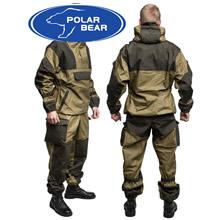 «PolarBear» - костюмы для рыбалки Горка