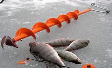 Ледобур для подледной рыбалки купить